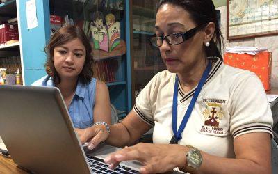Programa Aprendo en un Clic forma a 114 docentes en tecnología y educación
