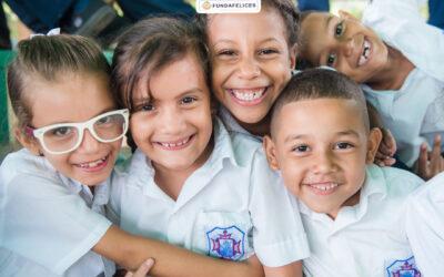 Apostemos a mantener a nuestros niños en la escuela